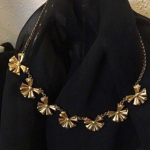 Darling Vintage Gold-tone Necklace
